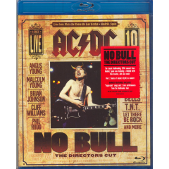 AC/DC: No Bull Live - Plaza De Toros Madrid - (Import Blu-ray Disc)