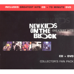New Kids On The Block - Greatest Hits (CD + DVD)
