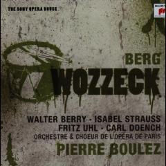 Boulez Pierre - Wozzeck (CD)