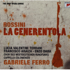 Ferro Gabriele - Rossini: La Cenerentola (CD)