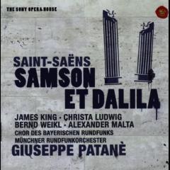 Patane Giuseppe - Samson & Dalila (CD)
