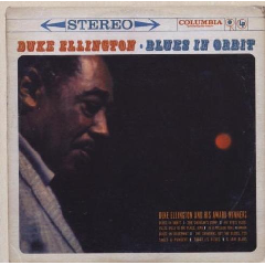Duke George - Blues In Orbit (CD)