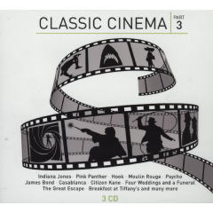 Various (classics) - Classic Cinema Part 3 (CD)