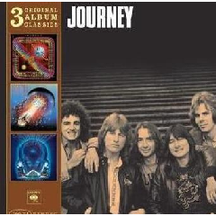 Journey - Original Album Classics - Departure / Escape / Frontiers (CD)