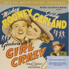 Soundtrack - Girl Crazy (CD)