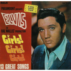 Presley Elvis - Girls! Girls! Girls! (CD)
