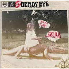 Beady Eye - Different Gear, Still Speeding (CD)