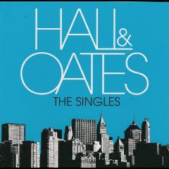Hall & Oates - The Singles (CD)