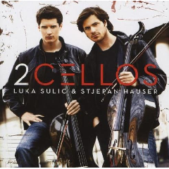 2cellos [sulic & Hauser] - 2cellos (CD)