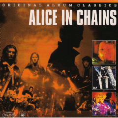 Alice In Chains - Original Album Classics - Jar Of Flies / Sap / MTV Unplugged (CD)