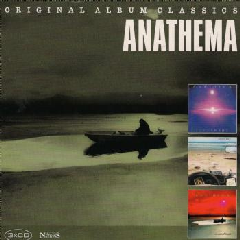 Anathema - Original Album Classics - JUdgement / A Fine Day To Exit / A Natural Disaster (CD)