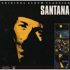 Santana - Original Album Classics 2 (CD)