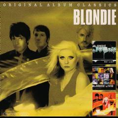 Blondie - Original Album Classics - No Exit / Livid / The Curse Of Blondie (CD)