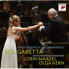 Gabetta Sol - Concerto No.1 / Sonata For Cello And Piano Op. 1 (CD)