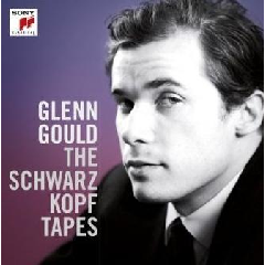 Gould Glenn - The Schwarzkopf Tapes (CD)