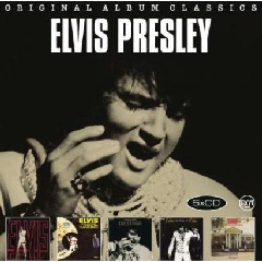 Presley Elvis - Original Album Classics 3 (CD)