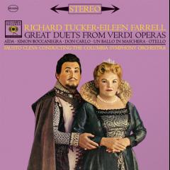 Farrell, Eileen / Richard Tucker - Great Duets From Verdi Operas (CD)