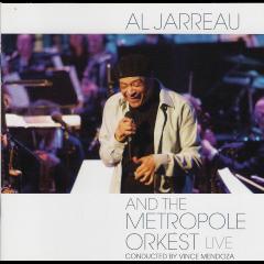 al Jarreau, Metropole Orkest - Al Jarreau And The Metropole Orkest - Live (CD)