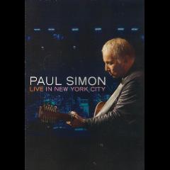 Paul Simon - Live In New York City (CD)