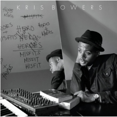 Kris Bowers - Heroes + Misfits (CD)