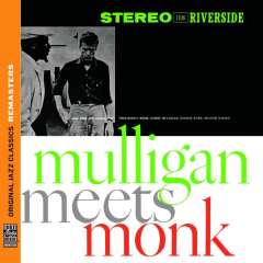 Monk, Thelonious / Gerry Mulligan - Mulligan Meets Monk (CD)