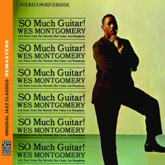 Montgomery, Wes - So Much Guitar! (CD)