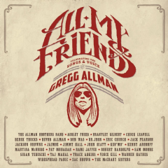 All My Friends:Celebrating/Gregg Allm - (Import CD)