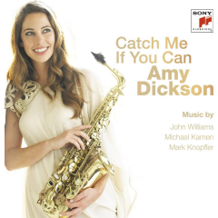 Dickson Amy - Catch Me If You Can (CD)