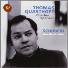 Quasthoff Thomas - Lieder (CD)