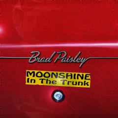 Paisley Brad - Moonshine In The Trunk (CD)