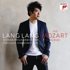 Lang Lang - The Mozart Album (CD)