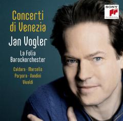 Vogler Jan - Concerti Di Venezia (CD)