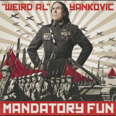 Yankovic Weird Al - Mandatory Fun (CD)
