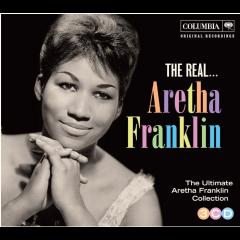 Franklin Aretha - The Real... Aretha Franklin (CD)