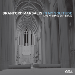 Marsalis Branford - In My Solitude: Live At Grace Cathedral (CD)