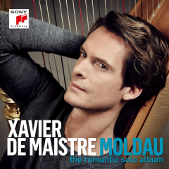 Xavier De Maistre - The Romantic Solo Album (CD)