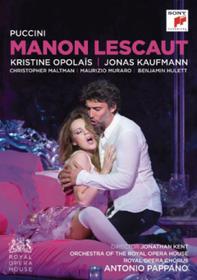 Kaufmann Jonas - Manon Lescaut (DVD)