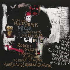 Miles Davis & Robert Glasper - Everything's Beautiful (CD)