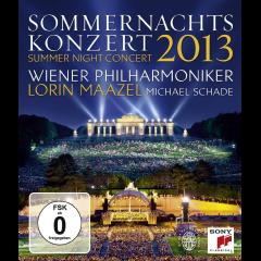 Wiener Philharmoniker - Sommernachtskonzert 2013 / Summer Night Concert 2013 (Blu-Ray)
