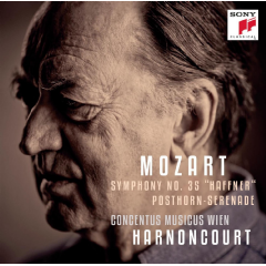 "Harnoncourt Nikolaus - March In D Major K. 335, Serenade In D Major K. 320 ""Posthorn-Serenade"" (CD)"