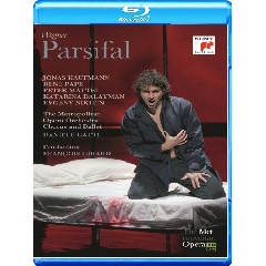 Wagner Parsifal - (Region A Import Blu-ray Disc)