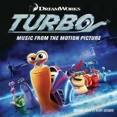 Original Soundtrack - Turbo (CD)