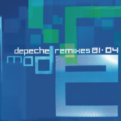 Depeche Mode - Remixes 81>04 (CD)
