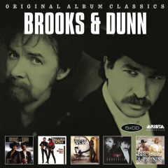 Brooks & Dunn - Original Album Classics (CD)