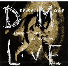 Depeche Mode - Songs Of Faith And Devotion - Live (CD)