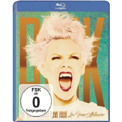 Pink - The Truth About Love Tour - Live From Melbourne (Blu-Ray)