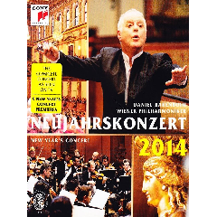 Neujahrskonzert 2014/New Year's Conce - (Region 1 Import DVD)