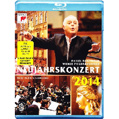 Neujahrskonzert 2014/New Year's Conce - (Region A Import Blu-ray Disc)