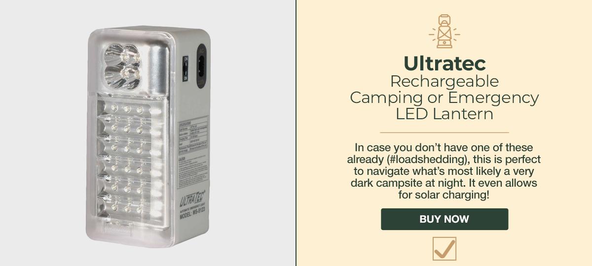 Camping Ultratec LED Lantern