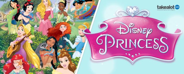 Disney Princess PR